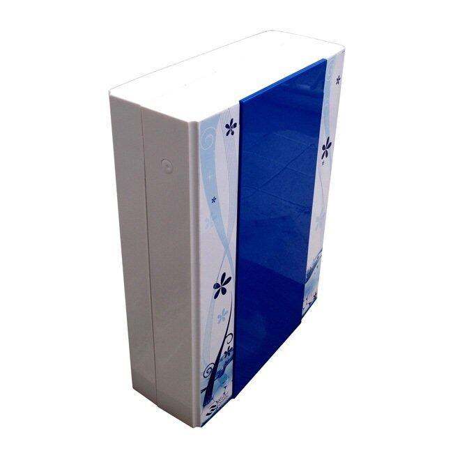 แนะนำ Uni Pure เครื่องกรองน้ำ 5 ขั้นตอน รุ่น UP05MiB - สีฟ้า/ขาว ราคาประหยัด