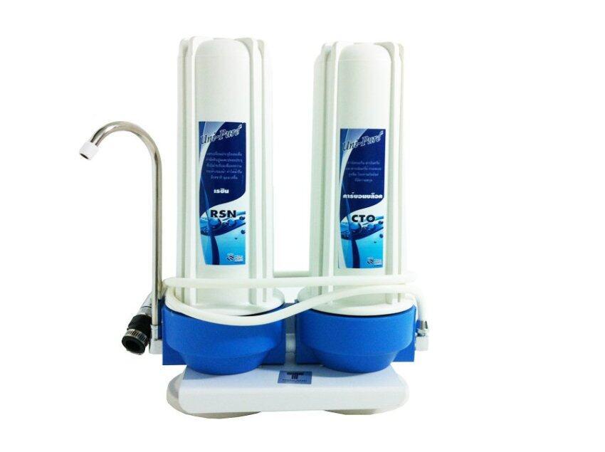 แนะนำ Unipure เครื่องกรองน้ำ 2 ขั้นตอน ราคาประหยัด