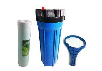 Unipure เครื่องกรองน้ำใช้ 1 ขั้นตอน (สีน้ำเงิน) image