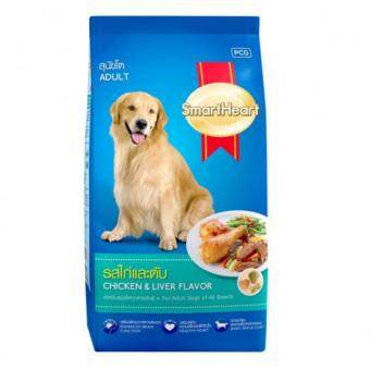 Smart Heart Adult Chicken & Liver 3 Kg D/Bag
