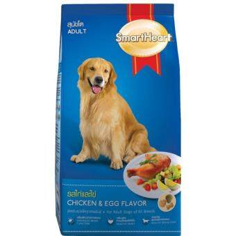 Smart Heart Dog Adult Chicken & Egg 3 Kg Bag
