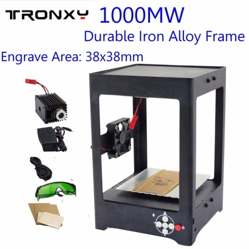 1000mw Mini USB Laser Engraver DIY Art Craft Printer Handicraft Engraving Cutting Machine - intl