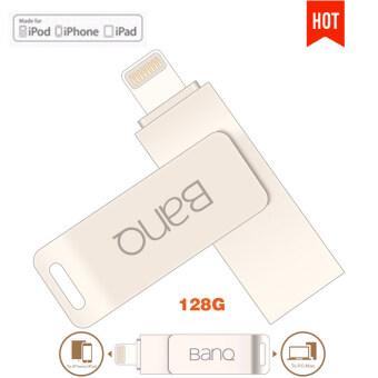 128GB 128GB iPhone USB OTG Flash Drive For iPhone5/5 s/5c/6/6 s/6 plus ipadAir/Air2, Mini/2/3 IPOD Mac PC