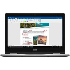 2017 Newest Dell Inspiron 7000 2 in 1 Convertible Flagship High Performance 13.3 inch Full HD Touchscreen Laptop PC, Intel Core i5-7200U Dual-Core, 8GB DDR4, 256GB SSD, Bluetooth, WIFI, Windows 10 - intl