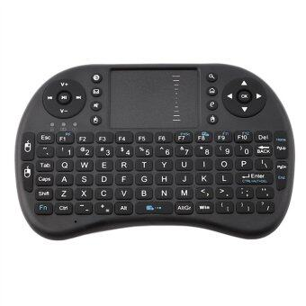 2.4G Mini Wireless Keyboard Handheld Keyboard Touchpad mechanical teclado for PC Android TV Professional
