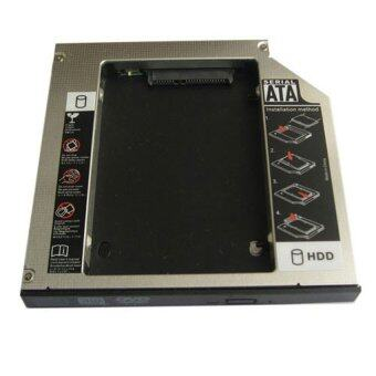 2nd Hard Disk Drive Hdd Ssd Caddy for Hp Mobile Workstation 8710w 8510w Ad-7561a - Intl