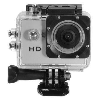 3 Piece Set SJ4000 720P Mini DV Video Sports Action CameraCamcorder DVR Cam Silver - intl
