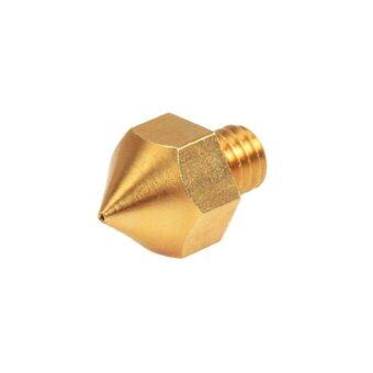3D Printer Accessory 3mm Brass Nozzle for Ultimaker 0.4mm Precision