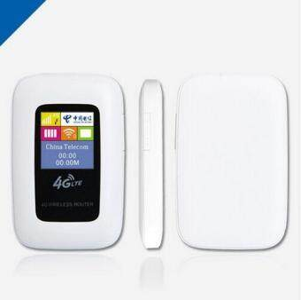 4G Wifi Router 100Mbps Portable LTE Ulocked Wireless 3G 4G Mifi Router - intl