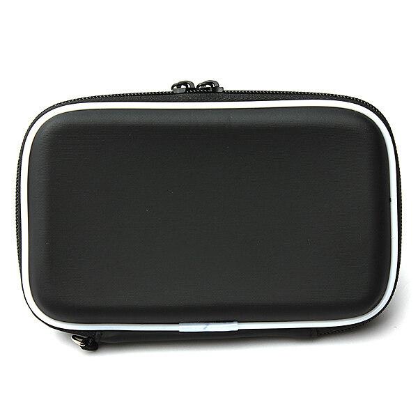 6.35ซมฮาร์ดดิสก์ไดร์ฟฮาร์ดดิสก์ไดรฟ์ภายนอกฝากระเป๋าถือกระเป๋าเดินทางฉนวนอย่าง