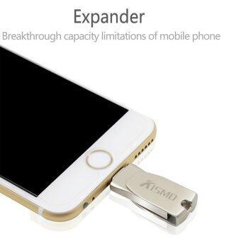 64จิกะไบต์ผมแฟลชไดรฟ์ OTG ยูเอสบีแฟลชไดรฟ์สำหรับ iPhone 5s 6 6s Samsung Android โทรศัพท์พีซี Mac iPod