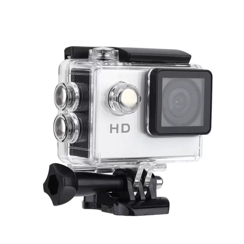 A7 HD Action Sports LCD Camera (Silver) - intl ...