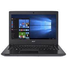 "Acer Aspire E5-475G-332Q (NX.GCPST.021) i3-6006U/ 4GB/ 500GB/ GT940MX 2GB/14""/ Linux (Grey) Warranty 2 year"