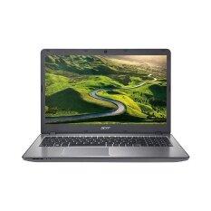 Acer แล็ปท็อป รุ่น Aspire F5-573G-53SJ i5-7200U 4G 1T V4G Linux 2Y 15.6 นิ้ว (สี Sparkly Silver)