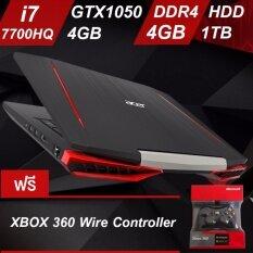 Acer Aspire VX5-591G-782Z/T002 /Intel Core i7-7700HQ / RAM 4GB DDR4 / HDD 1TB / 15.6 inch / GeForce GTX1050 4GB