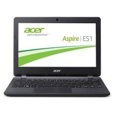 "Acer Aspire(ES1-431-C111) 14""/Celeron® N3050/2GB/500GB HDD/Linux(Piano Black)(NX.MZDST.010)"