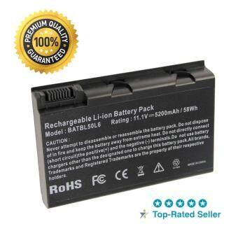 Acer แบตเตอรี่ รุ่น BATCL50L6 Battery Notebook แบตเตอรี่โน๊ตบุ๊ค (Acer Aspire 2450 2490 3100 3103 3650 3690 4200 4230 5100 5101 5102 5110 5515 5630 5650 9110 9120 9810 9800) BATCL50L6 BATBL50