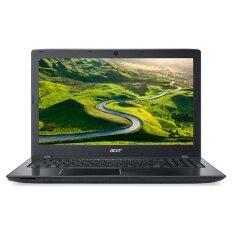 "Acer E5-575G-56SH 15.6"" i5-7200U 4GB/1TB GT940MX LNX (Obsidian Black)"