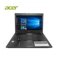 """Acer  Notebook E5-475-316S (NXGCUST005) i3-6006U 4GB 500GB 14.0"""" Linux (Black)"""