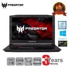 Acer Predator Helios 300 G3-571-57AY/T008 (NH.Q28ST.008) i5-7300HQ/8GB/1TB+SSD128GB/15.6/Win10 (Black)