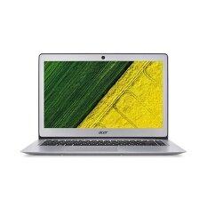 Acer แล็ปท็อป รุ่น Swift 3 SF314-51-30E7 i3-7100U8G256G LX S (Silver)