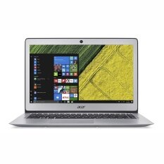 Acer Swift 3 SF314-51-30E7/T022 (NX.GKLST.022) i3-7100U/8GB/256GB SSD/14.0 (Silver)