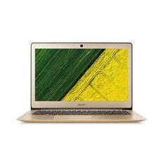 Acer แล็ปท็อป รุ่น Swift 3 SF314-51-356M i3-7100U8G256G LX G LX (Luxury Gold)