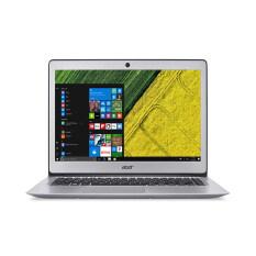 "Acer แล็ปท็อป รุ่น Swift SF314-51- 32BQ/ Intel® Core™ i3-7100U/RAM 8GB DDR4/SSD 256GB/14"" HD (Sparkly Silver)"