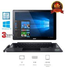 "Acer Switch Alpha 12 (Wifi) SA5 271 35X3 (NT.GDQST.005) i3-6100U/4GB/SSD256GB/12""/Win10 (Silver‎)"