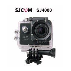 Action Cam ,car Camera กล้องแอ็คชั่นแคม ,กล้องติดรถยนต์ ,กล้องติดหมวกกันน็อค ,กล้องกันน้ำ ,กล้องถ่ายใต้น้ำ Sjcam Sj4000 ราคา 1,730 บาท(-35%)