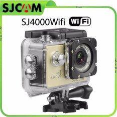 Action Cam ,car Camera กล้องแอ็คชั่นแคม ,กล้องติดรถยนต์ ,กล้องติดหมวกกันน็อค ,กล้องกันน้ำ ,กล้องถ่ายใต้น้ำ Sjcam Sj4000 Wifi ราคา 2,250 บาท(-52%)