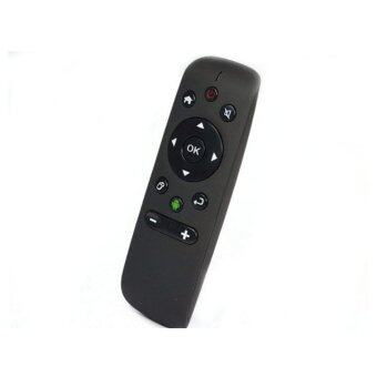 Air Mouse Wireless Keyboard for Android TV Box Pc (Black)