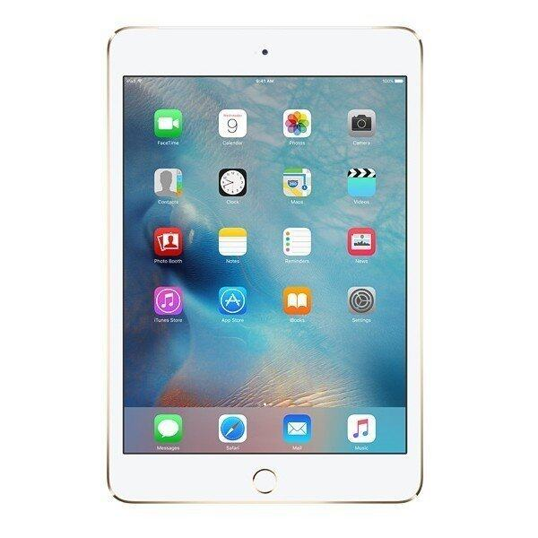 Apple iPad mini 4 128GB (Gold) ...