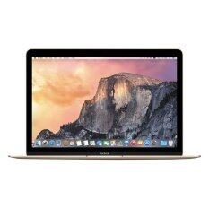 Apple MacBook 12./1.2GHZ/8GB/512GB - Gold รุ่น MK4N2TH/A