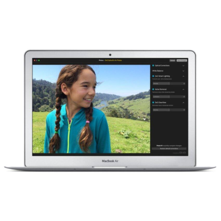 ลดราคา Apple MacBook Air 13-inch Core i7 2.2 Early 2015 ด่วน