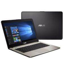 """ASUS โน๊ตบุ๊ค Notebook Asus X441SC-WX018D-Black(N3710,4Gb-3L,500Gb,14"""") ลงโปรแกรมพร้อมใช้งาน"""