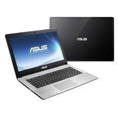 """Asus Notebook รุ่น K455LA-WX609D 14""""/i3-5005U/4GB/1TB/Dos (Black)"""