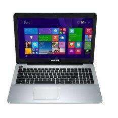 """Asus Notebook รุ่น K455LA-WX610D 14""""/i3-4005U/4GB/500GB/Dos (Black)"""