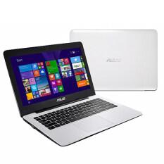 ASUS Notebook K455LA-WX611D i3-4005U 1.7GHz/ 4GB/ 500GB/ DOS (White)