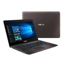 ASUS NOTEBOOK K456UJ-WX027D Core i5-6200U 4GB 500GB GT920 (DARK BROWN)