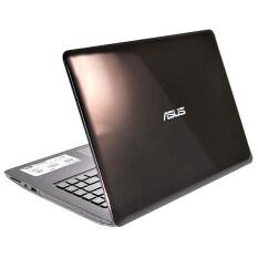 ASUS Notebook K456UV-WX007D i5-6200U 2.3G 4GB 500GB V2G DOS (Dark Brown)
