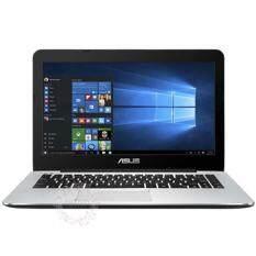 "Asus Notebook จอLCD 14"" N400/4GB/500GB/V1G รุ่น ASUS X441NCGA008 (Black)"