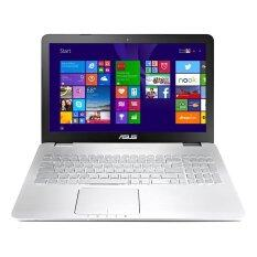 "Asus Notebook รุ่น N551ZU-CN024D 15.6""/FX-7600P 2.7 GHz /8G/1T/R9 M280X/Dos"