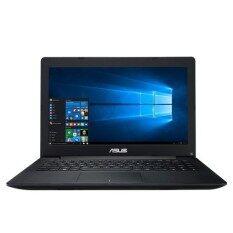 """ASUS Notebook X453SA-WX066D Intel® Quad-Core Pentium® N3700 4GB 500GB 14.0"""" (Black)"""