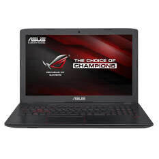 ASUS ROG GL552VW-CN174D/ Intel® Core™ i7-6700HQ Processor 2.6 GHz/1TB+128 G/GDDR5 4GB/15.6'/NVIDIA GeForce GTX960M/(GRAY-METAL-ROG)DOS