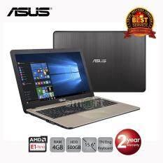 "Asus X540YA-XX187D AMD E1-7010/4GB/500GB/15.6""/DOS (Chocolate Black)"