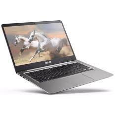 "Asus ZenBook UX410UQ-GV152T Intel Core i5-7200U/4GB/500GB/GT 940MX 2GB/14.0"" FHD/Win10/Silver"