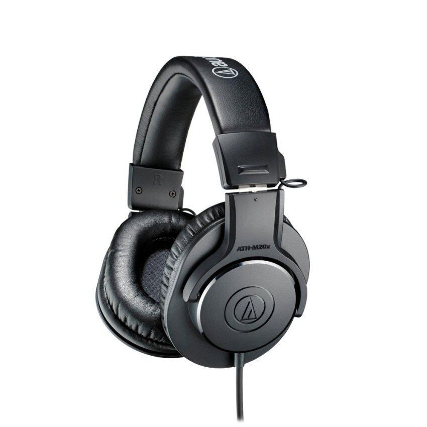 Audio Technica PROFESSIONAL MONITOR SERIES M20x - BLACK image