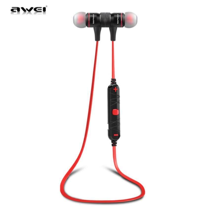 Awei หูฟังบลูทูธ Bluetooth Headset Wireless V4.0 A920bl