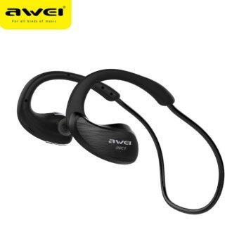 AWEI หูฟังบลูทูธ Bluetooth Sports Stereo Headset รุ่น A885BL
